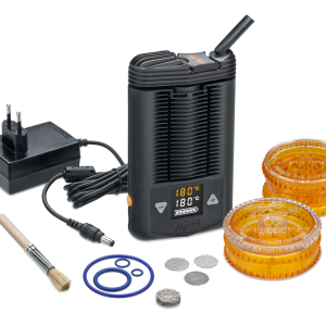 Mighty Digital Portable Vaporizer by Volcano Storz & Bickel