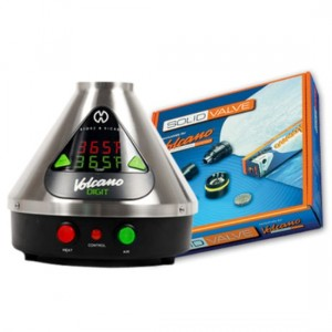 Volcano Digital Vaporizer Solid Valve Starter Set by Storz Bickel