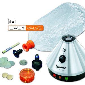Volcano Classic Vaporizer Easy Valve Starter Set by Storz Bickel