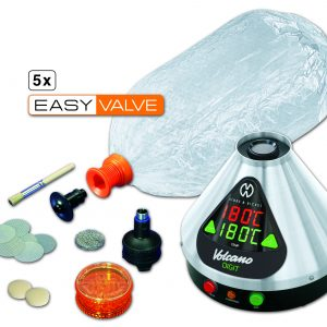 Volcano Digital Vaporizer Easy Valve Starter Set by Storz Bickel
