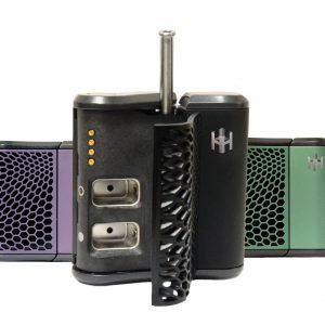 Haze V3 Dual Bowl Vaporizer